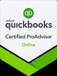 Quickbooks Certified ProAdvisor logo